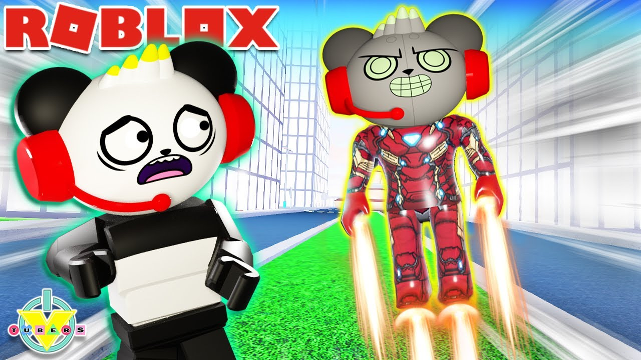 Who's the BEST!? MARVEL vs DC! With Combo Panda and Robo Combo