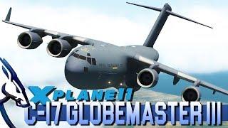 X-Plane 11: C-17 Globemaster III