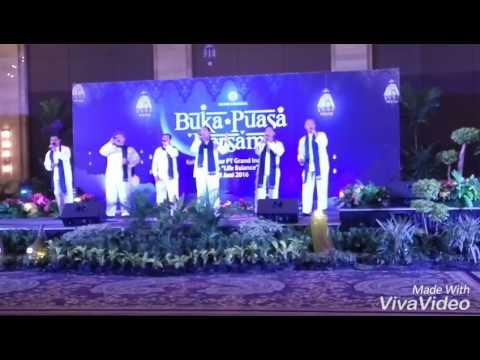 Gradasi Acapella - Live Perform @Hotel Kempinsky, Jakarta.