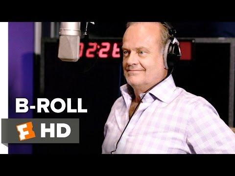 Storks B-ROLL (2016) - Kelsey Grammar Movie
