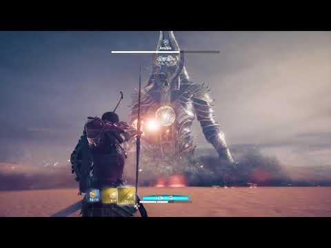Assassin's Creed® Origins Trial of Anubis Hard Difficult