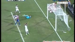 Paraguay 1 Chile 2 (Audio Bio Bio Deportes) Eliminatorias Brasil 2014 (7/6/2013)