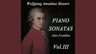 Piano Sonata No. 15 in F Major, K. 533: II. Andante