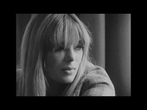 Bob Dylan 65 Revisited - Nico/Christa Päffgen Talking To Albert Grossman (Rare Footage)