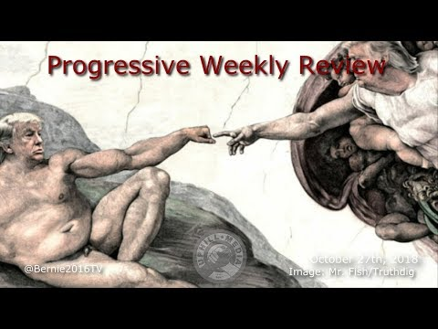 Progressive Weekly Review with John, Laura, and Markus - October 27th, 2018