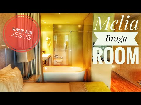 The Most Unusual Hotel Room | Braga | Portugal