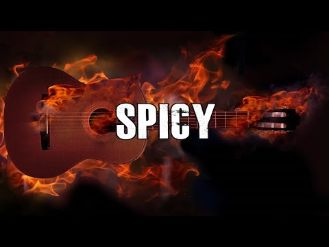 """[FREE] Latin Guitar Type Beat 2021 """"Spicy"""" (Acoustic Hip Hop Instrumental)"""