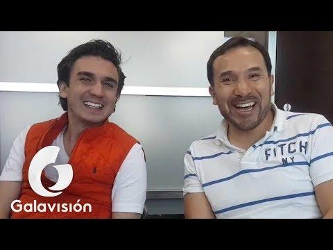 ¿Cómo surgió Junior y Ludoviquito P. Luche? | Galavision
