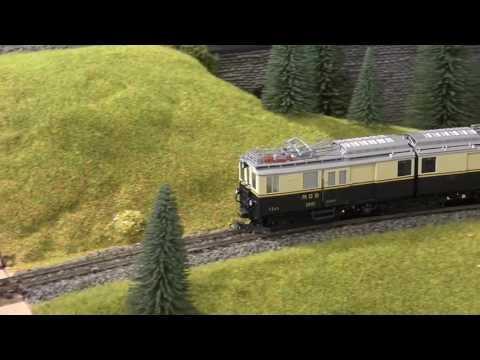 Model Train Exhibition (Modellbahnausstellung) Burgdorf 2016, Part 1