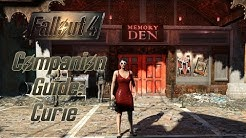 Fallout 4 Companion Guide: Curie