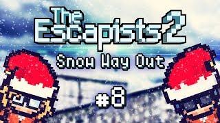 The Escapists 2 [Snow Way Out] #8 (w/ Staszek iGRAszkowski)