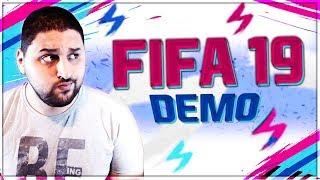 FIFA 19 DEMO!!