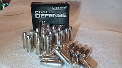 9mm Civil Defense Ammo VS Bullet Proof Vest