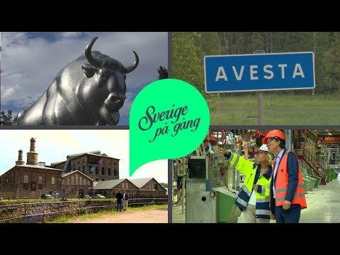 Avesta – bruksorten som vägrade ge upp   Sverige på gång