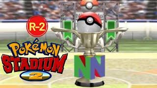 Pokémon Stadium 2 - Poke Cup: Ultra Ball [R-2]