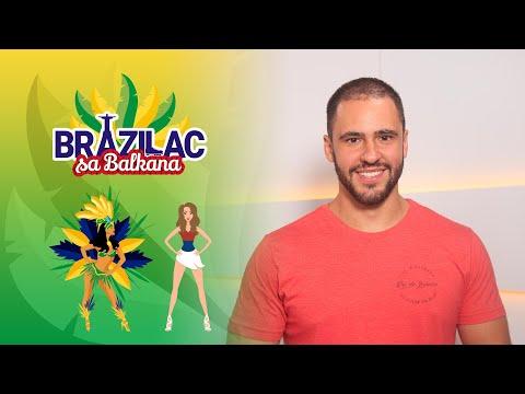 BRAZILAC SA BALKANA – O lepoti Srpkinja