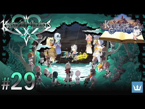 #29 - KINGDOM HEARTS x [chi] - English Walkthrough — Final Battle & Ending