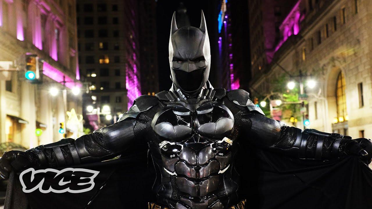 The Batman of the Suburbs