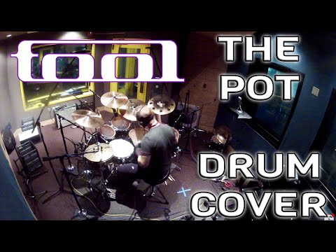 CJ - Tool - 'The Pot' (Drum Cover)