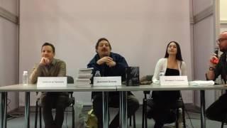 """Презентация книги Дмитрия Быкова «Страшные стихи"""""""