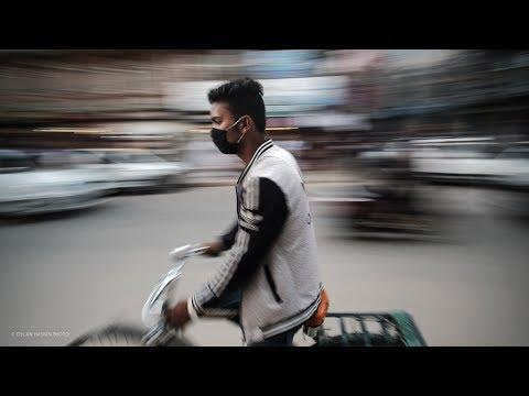 Slow Shutter Street Photography In Nepal