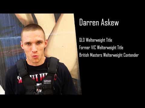 Darren Askew with MASS Suit and MAXIMUM Mind & Bod