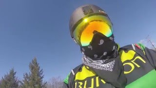 SkiRoundTop Snowboarding GoPro Hero 4