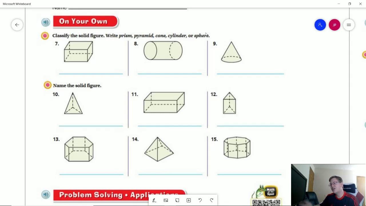 5th Grade Go Math Lesson 11.4 - YouTube