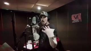 Дима Билан записывает новый трек  «Полуночное такси» на студии mp3