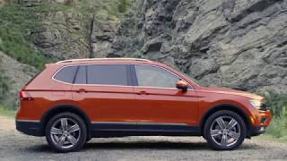 2018 Volkswagen Tiguan - First look