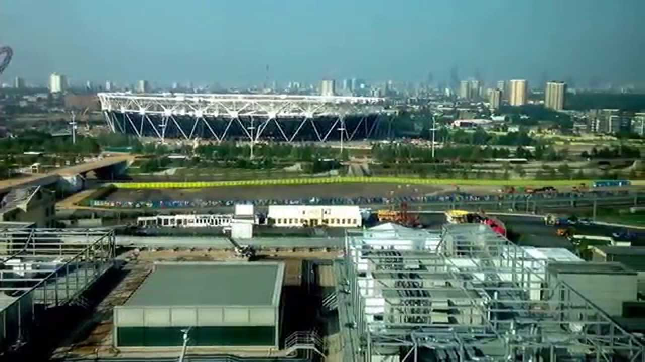 Premier Inn Stratford Views Over The Queen Elizabeth Olympic Park And London