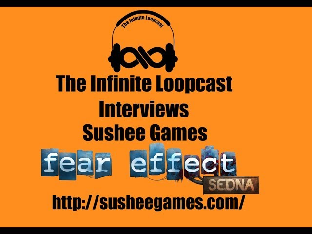 Fear Effect Sedna Interview 360