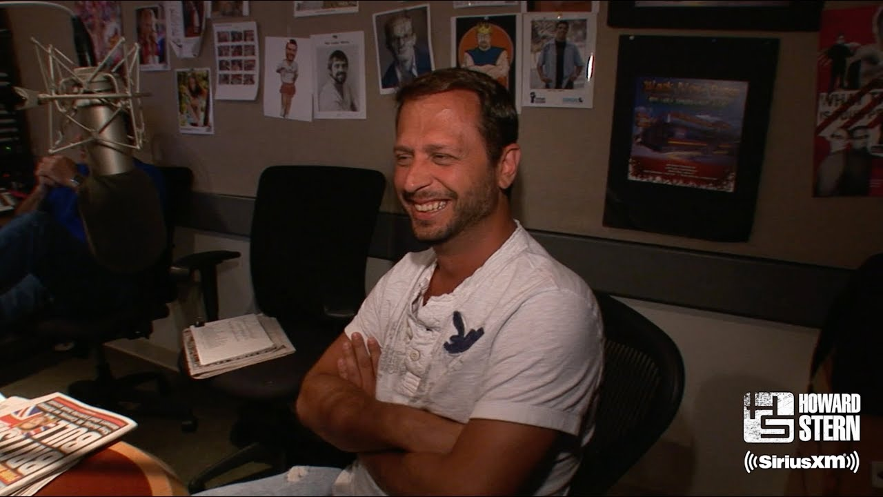 Gary Dell'Abate Gives Sal Governale a General Knowledge Quiz (2010)