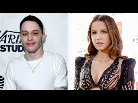 Kate Beckinsale and Pete Davidson Not Dating, But Still Friendly (Exclusive)