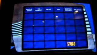 Brand New Jeopardy! Xbox 360 Run: Game 11