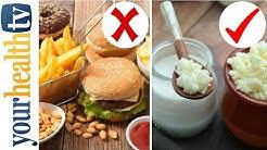 Acid Reflux Diet: 7 Foods To Eat & (Avoid)