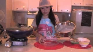 maymay cooking channel 甜品系列 芒果糯米糍
