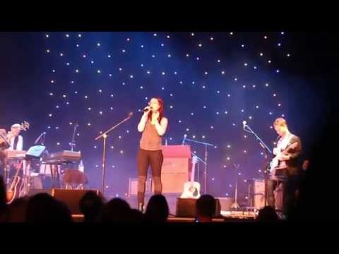 Ingrid Michaelson, The Way I Am, 11-12-2014 Cincinnati Show hilarious COLLAPSE on stage!!!