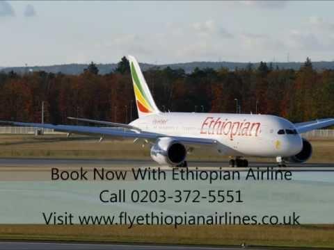Visit Djibouti Using Ethiopian Airline