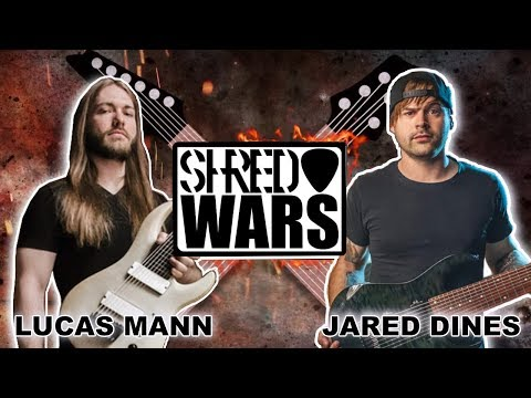 Shred Wars: Jared Dines VS Lucas Mann (ROS)