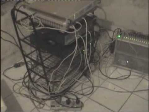 ILLEGAL TELEPHONE EXCHANGE - RAID BY TERM CELL DOT & PUNJAB POLICE YEAR 2005