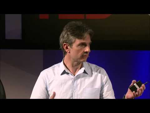 Maybe we're dark: Andrew Brash at TEDxCalgary