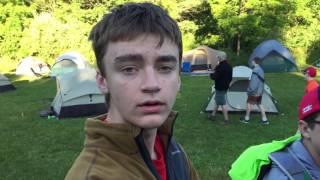 Boy Scout Camp 2017