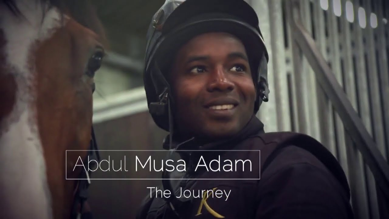 Incredible Racing Tale - The Story of Abdul Musa Adam