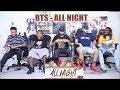 BTS - All Night (feat. Juice WRLD) Reaction (Color Coded Lyrics Eng/Rom/Han/가사)