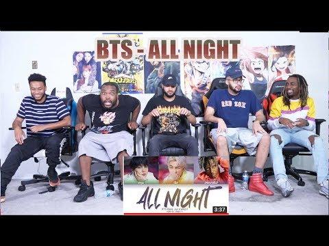 BTS - All Night Ft  Juice WRLD Song » Download, Stream