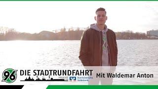 Die Stadtrundfahrt mit Waldemar Anton