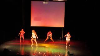 Dancehall Brandnew Dance :::Equilibra::: Profesora Shake Shake DHQ en Expremiere