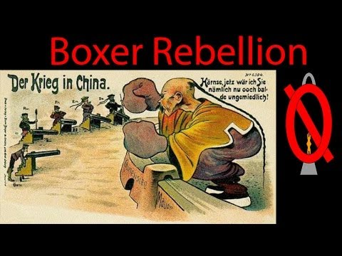 The Boxer Rebellion | Wars you've never heard of
