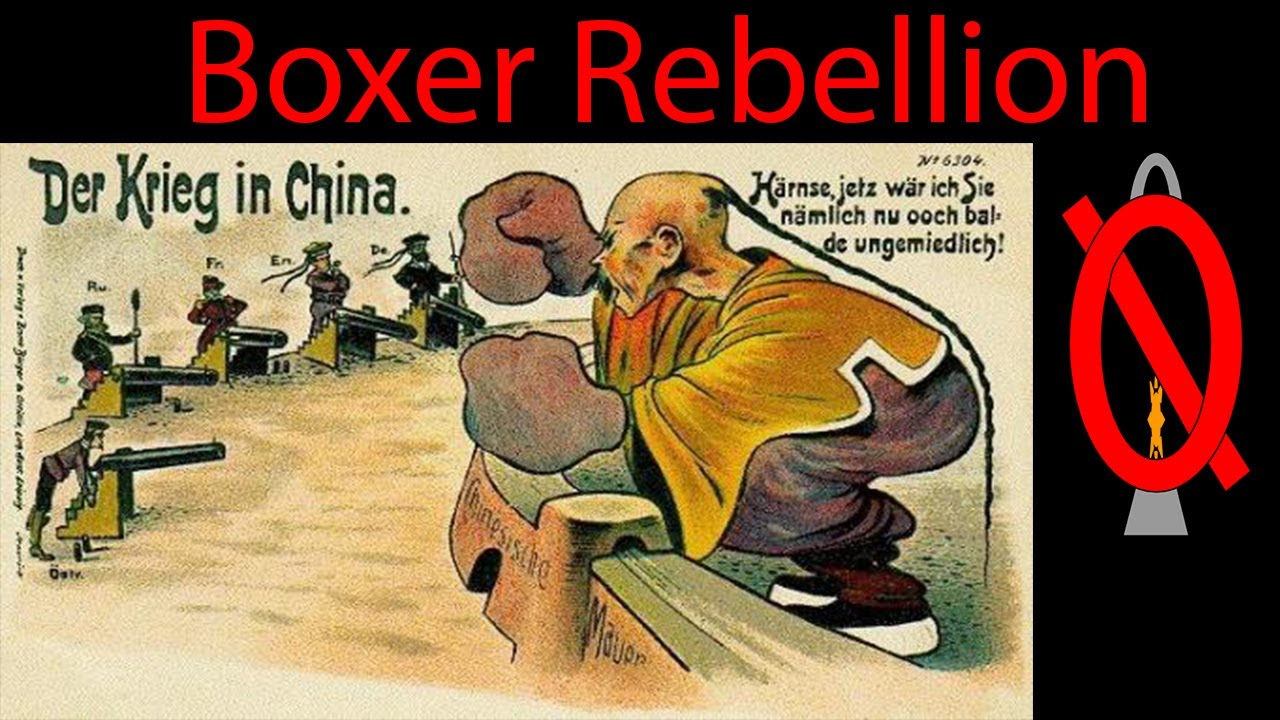a report on the boxer rebellion Directed by cheh chang with li hua li, sheng fu, ka-yan leung, kuan-chun chi set in china, at the height of the boxer rebellion, a group of fearless chinese patriots, armed with just their fists and bare feet try to ward off the incursion from european invaders.